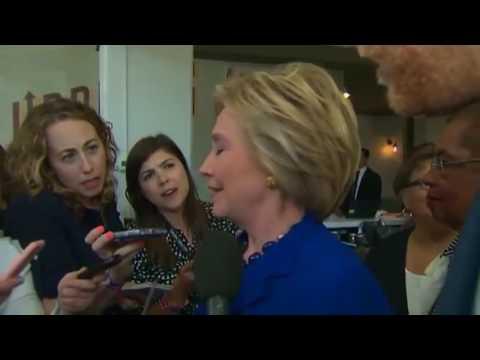 "Хиллари Клинтон больна""падучей""!"