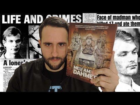"""""""Meu Amigo Dahmer""""   Fontes e Pesquisa"""