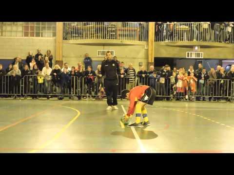 ES GUINES : Finale tournoi en salle U11 2014  GUINES - CRUFC