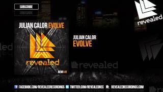 Julian Calor vidéo de musique Evolve