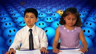 TVA Noticias Kinder 1º Edición COMENTA!