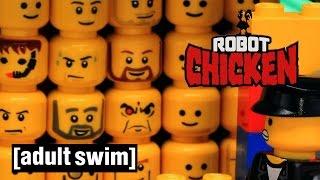 Video The Best of Lego | Robot Chicken | Adult Swim MP3, 3GP, MP4, WEBM, AVI, FLV Desember 2017