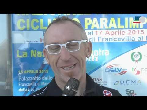 Giancarlo Masini - Raduno Collegiale della Nazionale di Ciclismo Paralimpico