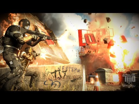 New Army of Two: The Devil's Cartel Trailer Reveals Overkill Ability