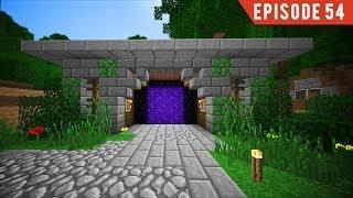 Hermitcraft: Episode 54 - Beginnings Of A Fishing Town