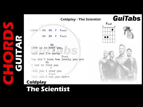 Download Coldplay - The Scientist ( Lyrics and GuiTar Chords ...