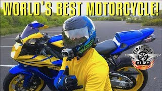 7. Limited Edition 2006 Honda CBR1000RR Long Term Review