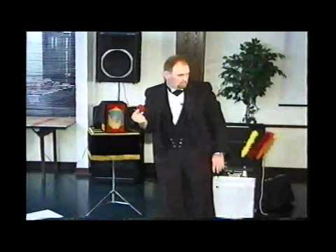 Corporate Comedy Magician - A Magical Experience by Marty Westerman - Corporate Event