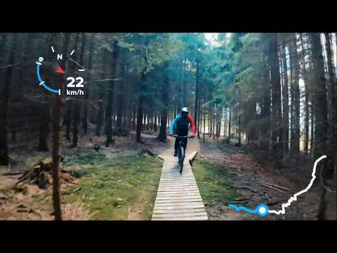 (cz) Bikepark Peklák 2020 Mechovka