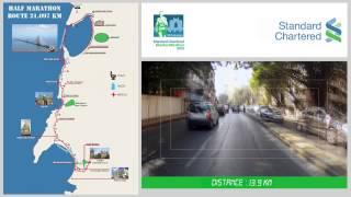 The Standard Chartered Mumbai Marathon 2013 - Half Marathon