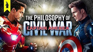 Video The Political Philosophy of Captain America: Civil War – Wisecrack Edition MP3, 3GP, MP4, WEBM, AVI, FLV April 2018