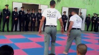 هشام ملولي استعراض بالمعهد الملكي للشرطة | Hicham Mallouli Police Maroc
