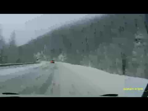 Авария на трассе в Башкирии