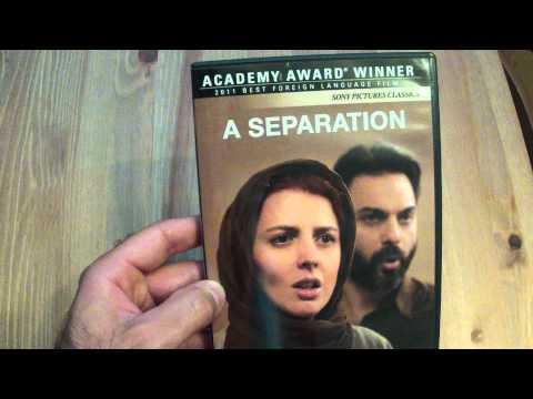 Présentation du DVD A Separation