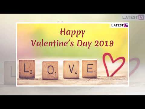 Romantic quotes - Breaking News - Happy Valentine's Day 2019 Messages & Love Quotes: Romantic WhatsApp Stickers, GI...