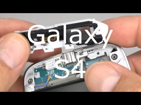 Samsung Galaxy S4 19505 Reparatur Tasten Flexkabel Homebutton