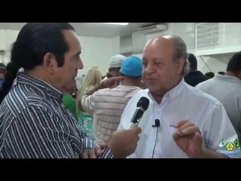 Presidente Jorge fala sobre a import�ncia da NR-12