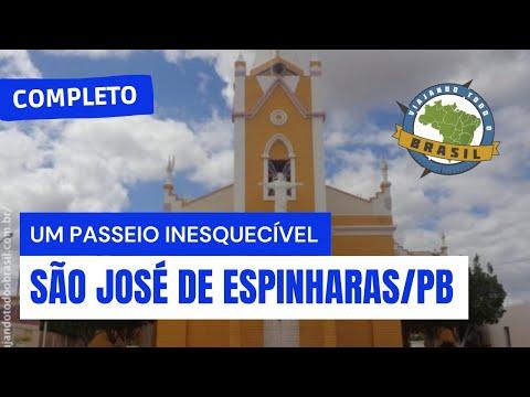 Viajando Todo o Brasil - São José de Espinharas/PB - Especial