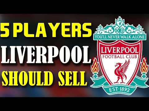 5 Players LIVERPOOL Should SELL In January Transfer Window | Liverpool Transfer News