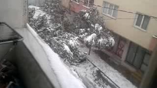 İstanbul'da bir kış günü (18.01.2013)