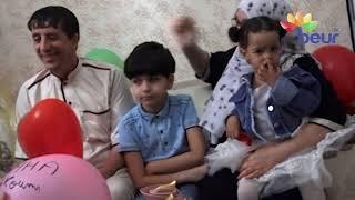 العاصمة - عائلة حمدي تحيي يوم العيد بالمنزل