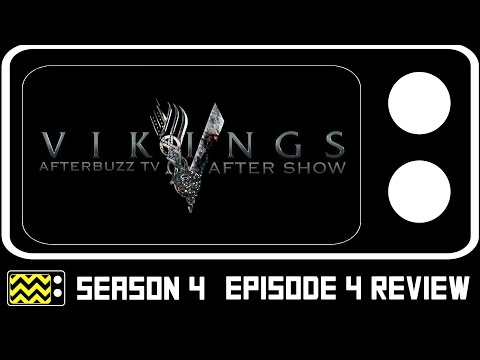 Vikings Season 4 Episodes 3 & 4 Review & AfterShow   AfterBuzz TV