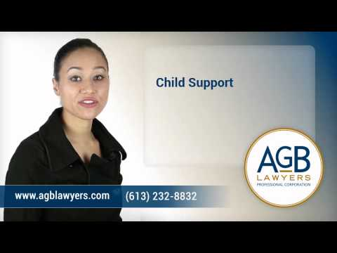 Child Support – Ottawa Family Lawyer – AGB Lawyers