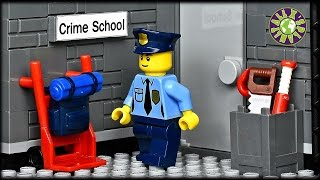 Video Lego Crime School MP3, 3GP, MP4, WEBM, AVI, FLV Agustus 2018