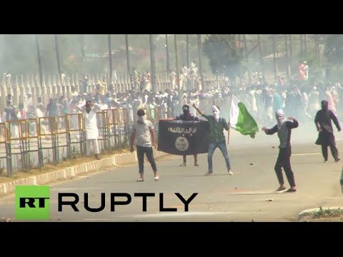 +++++++++++++++++++++++++++++++Police and protesters clash after Eid prayers in Kashmir+++++++++++++++++++++++++++++++++++++++++++++++++++++++++++++++++