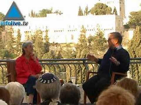 Festival internacional de escritores en Jerusalén