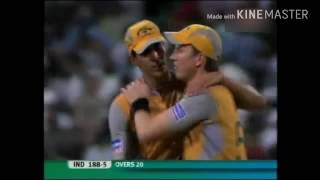 Video INDIA VS AUSTRALIA SEMI FINAL 2007 INDIA WIN MP3, 3GP, MP4, WEBM, AVI, FLV April 2019