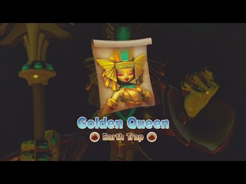 Skylanders: Trap Team - The Golden Queen Boss Battle