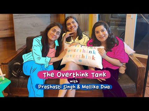"""AM I A FRAUD?"" Imposter Syndrome feat. Mallika Dua and Prashasti Singh // The Overthink Tank"