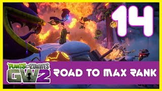 """It's the next part in my Road To Max Rank series for Plants Vs Zombies Garden Warfare 2. This was recorded during the Buffet Beat Down Community Challenge. Subscribe here for more Gaming Videos: http://goo.gl/JnMm2v.Don't forgot to click that notifications bell so you know when my next video is live  I Stream so come join The Barking Mad Society: https://mixer.com/krlbarkerhttps://twitch.tv/krlbarker Fancy spying on what I'm doing lately join my Twitter: https://twitter.com/KrlBarkerWant to stalk me on Xbox One well here's my GT: KrlBarkerJoin my Club on Xbox One and have a Chat: Search KrlBarkerIntro Creator: Dopemotionshttps://www.youtube.com/channel/UCgvrz9ioKv89HMyg42z4pyQEdited By: KrlBarkerFor more templates, visit www.velosofy.com! Plants vs. Zombies: Garden Warfare 2 is a third-person shooter, similar to Garden Warfare. Gameplay largely remained the same as its predecessor, with the addition of 8 (6 immediately accessible and 2 which must be unlocked through a series of tough trials) new plant and zombie classes, a zombie version of Garden Ops, titled Graveyard Ops, and a new mode called Herbal Assault, a swapped version of Gardens and Graveyards where the Zombies must defend the bases and preventing the Plants from capturing it, which supports up to 24 players. Different classes have different abilities. Most characters and modes (Team Vanquish, Garden Ops, etc.) from the original Garden Warfare will be returning. A new """"remix"""" music from the original Garden Warfare for the Zombies. New abilities for returning characters will also be introduced in Garden Warfare 2."""