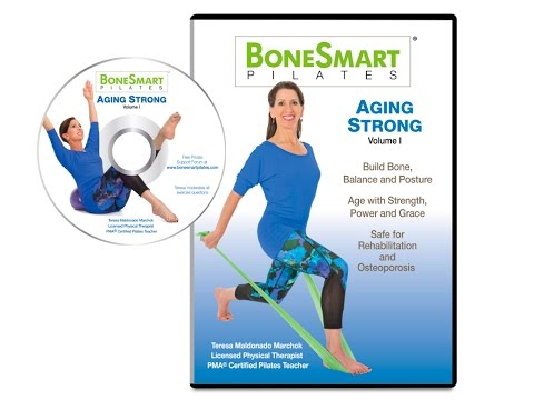 BoneSmart Pilates® AGING STRONG Vol I Preview