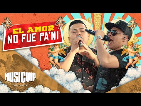 @Grupo Firme - El Amor No Fue Pa' Mí - (Official Music Video)