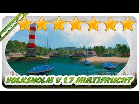 Volksholm v2.4 Multifrucht