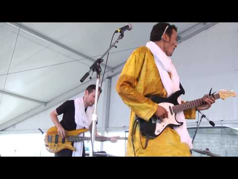 Bombino - A young, Niger-born Tuareg guitarist inspired by the wizardry of Saharan rock bands like Tinariwen, Omar Moctar (a.k.a. Bombino) has helped make African musi...