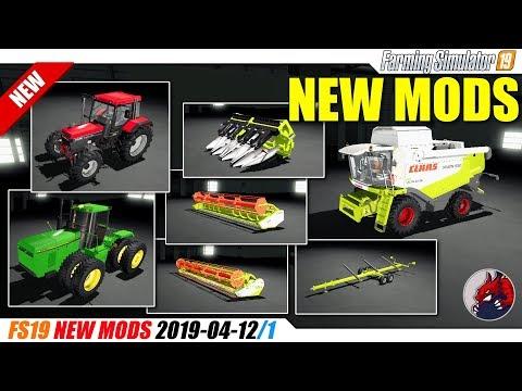 John Deere 89xx 4WD Update v1.2