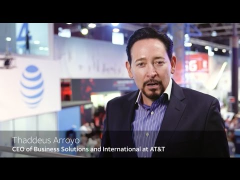 MWC 2017: Take a virtual tour of the AT&T booth