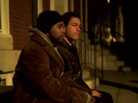 I knew from the very first scene of The Wire I was going to be hooked...