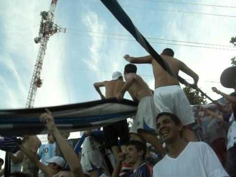 Hinchada de Almagro - Quiero Que Legalizen La Marihuana - La Banda Tricolor - Almagro - Argentina - América del Sur