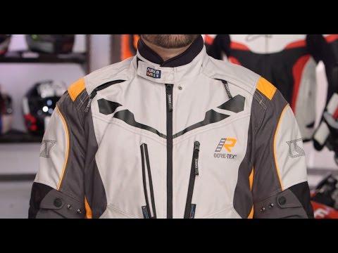 Rukka Roughroad Jacket Review at RevZilla.com