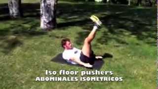 Iso Floor pushers