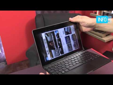 Lenovo IdeaPad Miix 300 10 recenzija review - INFO Online