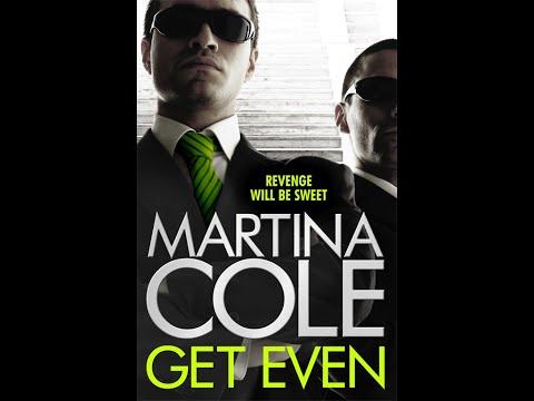 Martina introducing GET EVEN