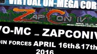 VO-MC Partners UP with ZAPCON 2016!