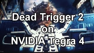 DEAD TRIGGER 2 Gameplay Preview