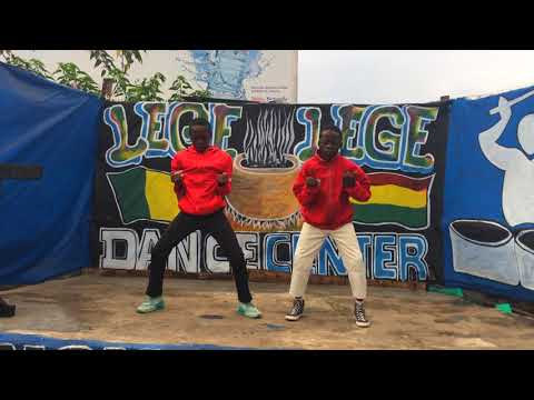 Mr Real   Legbegbe Official Video by solto dancers