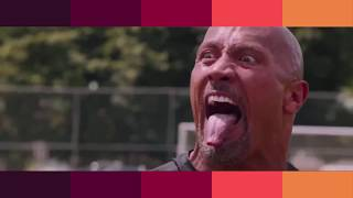 Nonton FAST AND FURIOUS 8 THE ROCK FUNNY SCENE DWAYNE JOHNSON Film Subtitle Indonesia Streaming Movie Download